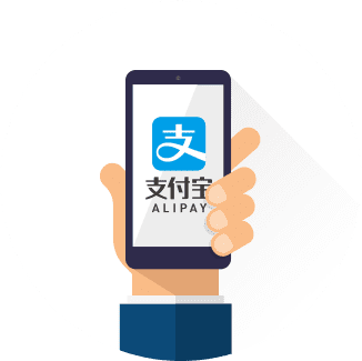 alipay catch